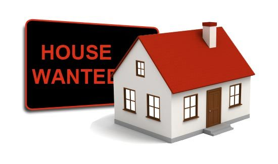 House Wanted