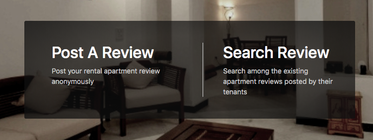 Search Review Header